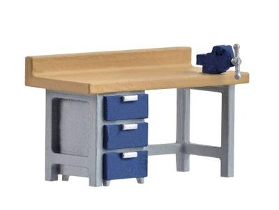 Kibri 38675 стол верстак (модель готов ) 1 :87