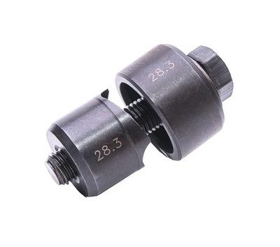Wykrojnik śrubowy do blach bez łożyska Montero22,5