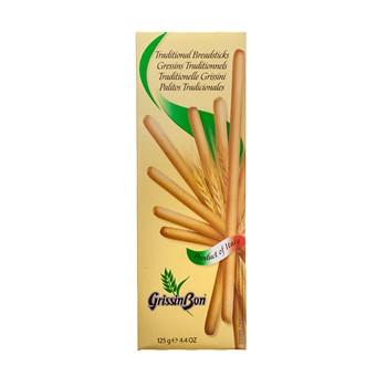 Grissini Traditional Breadsticks Сто двадцать пять Г