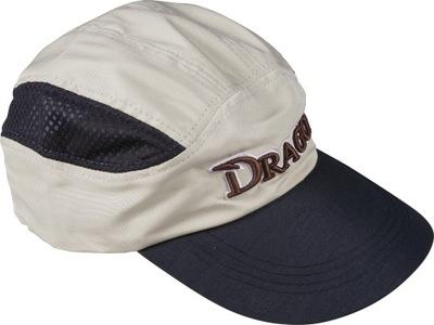 Czapka Dragon oddychająca z siatką khaki-czarny