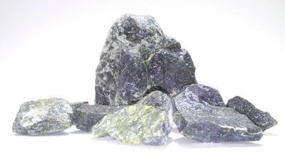 GREEN ROCK РОК зеленый 25 кг 5-10 -15 -20см