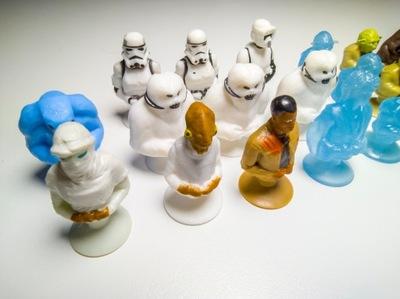 Figurgi Stikeez Star Wars | 32 szt.