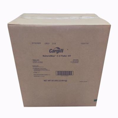 Wosk Sojowy NatureWax C-3 DO Świec 22,68kg Płatki