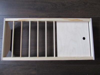 Obrotowa ramka do celi dla gołębi 50x27