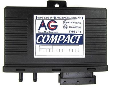 STEROWNIK KOMPUTER sekwencji GAZU AG COMPACT CT-4