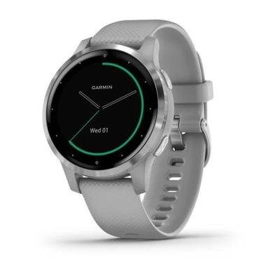 GARMIN VIVOACTIVE 4S smartwatch GPS jasnoszary