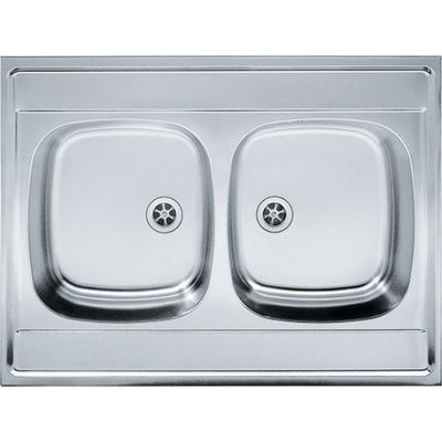 2 umývadlo oceľový drez Franke DSL 720 ECO LEN 60cm