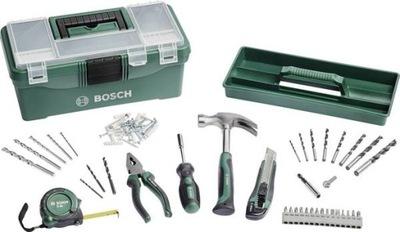 Bosch na prezent 73 części zestaw narzędzi bitów