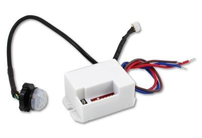 Датчик движения сумерки LED датчик мини PIR датчик