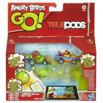 Figurki Angry Birds Go Hasbro A6181 Telepods 6602363647 Oficjalne Archiwum Allegro