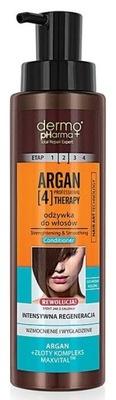 Dermo Pharma Argan Therapy Odżywka do włosów 400ml