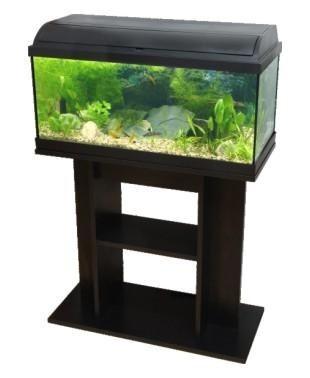 Cat-Gato Skrinka do akvária 60x30x72 cm čierna