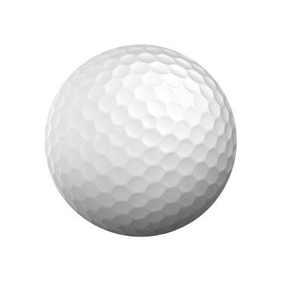 Czyste Piłki Golfowe 3 szt NOWE - Możliwy Nadruk