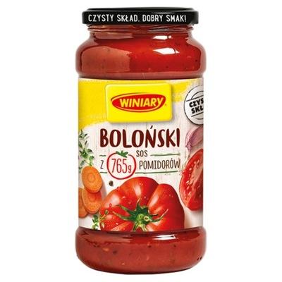 ВИНЯРЫ соус Болонский ??? спагетти блюдо банка 500?