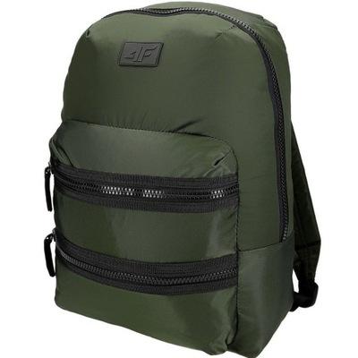 Plecak 4F H4Z20-PCU004 43S - ZIELONY; 15 L