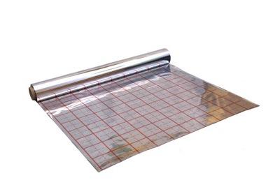 Izolačná fólia pre podlahové kúrenie 50 m