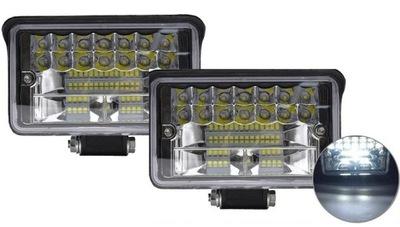 Zestaw 2 х галогеновая лампа robocza Сид - 108ВТ 12-24В