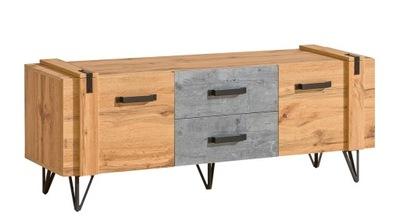 мебель LOFTER LOF_07 тумба RTV ??? wotan / бетон