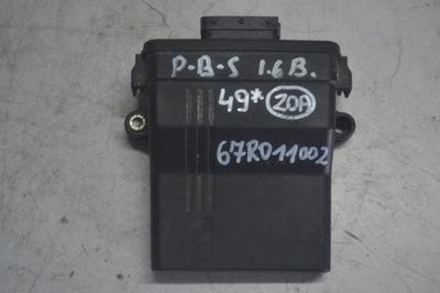 STEROWNIK газу ГБО Фольксваген Пассат Б5 1.6 Б 67R011002