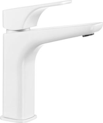 Deante Hiacynt BQH A20K Biely umývadlový kohútik