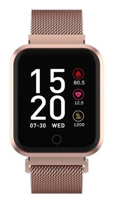 Smartwatch Forever ForeVigo SW-300 Różowe Złoto