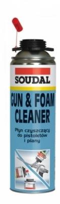 GUN&FOAM SOUDAL czyścik500ml