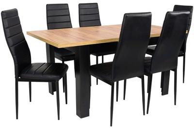 комплект ??? САЛОН стол ??? 160см с 6, стулья ???