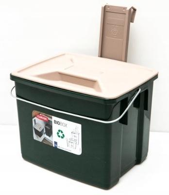Корзина для мусора сегрегации ??? отходы 6l Крышка