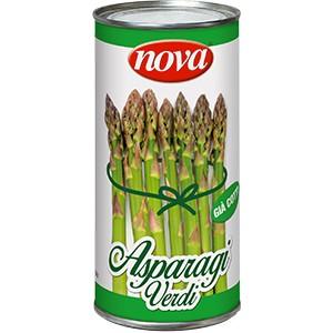 Зеленые спаржа из Италии NOVA 425g