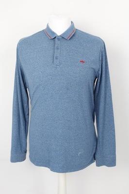 Bluza koszulka polo z długim rękawem Easy L