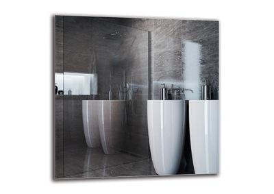 Zrkadlá (LED) Zrkadlo kúpeľňa 40x40 - BRÚSENIE - LEŠTENIE M1ST-01