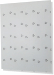 Plexa pleksa bariera ochronna 70x100 cm gr 0,95mm