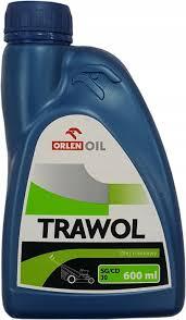 Orlen Oil Trawol olej do kosiarki 600ml SAE 30