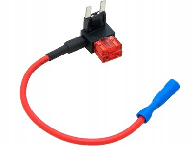 Rozgałęźnik prądowy z bezpieczni MINI bypas bajpas, фото