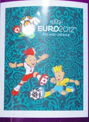 Euro 2012 - koc polarowy 120x150 cm turkus