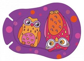 ORTOPAD SOWA Plastry na oko REGULAR x 10