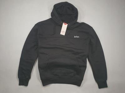 LEE COOPER czarna bluza z kapturem NOWA L/XL