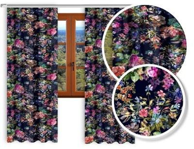 ШТОРЫ Ткань НОВАЯ КОЛЛЕКЦИЯ цветы /??? instagram СМ ВЫБОР