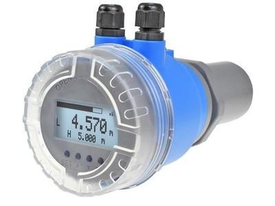 Ultradzwiękowy czujnik poziomu 0-10m 0-10V 24V
