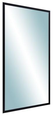 зеркало в плечо 100х50 узкая Рама черные Современные