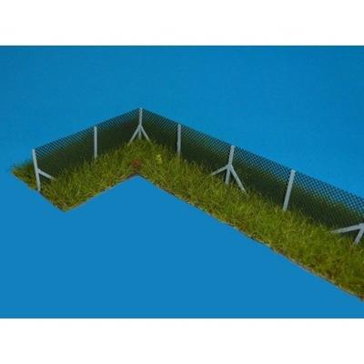 Сетка заборная забор макет диорама 1 :87 1210