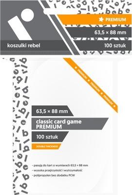 Koszulki Rebel CCG Classic Card Game Premium
