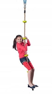 Lina шнурок альпинистская ??? ребенка CE 80kg Wood