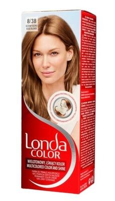 Londacolor Cream Farba Do Włosów Nr 8/38 Beżowy