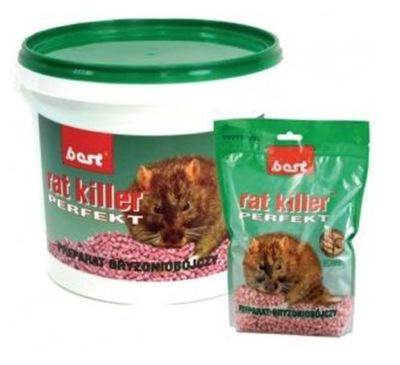 Средство от грызунов Rat Killer Perfect 1 кг