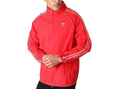 Oryginalna Kurtka Wiatrówka sportowa Adidas XL