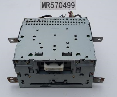 RADIO 6 CD MP3 MITSUBISHI ENDEAVOR MR570499