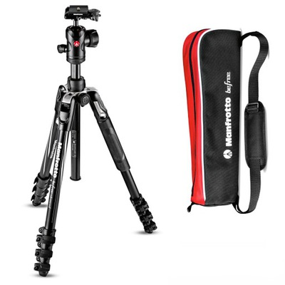 Statyw Manfrotto Befree Advanced Lever czarny PRO