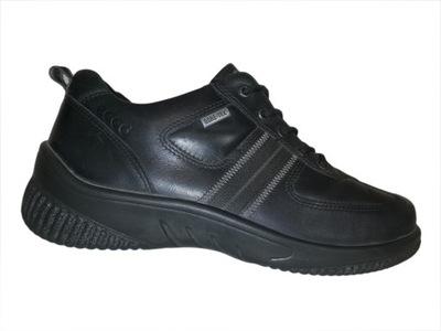 Skórzane buty Ecco z Gore-tex. Stan idealny. 37