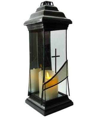 ?????????? ?????????? ? зеркалом часовенка + свеча LED